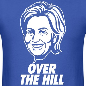Over the Hill T-Shirts - Men's T-Shirt