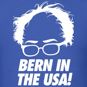 Bern In The Usa T-Shirts - Men's T-Shirt