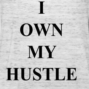 I Own My Hustle - Women's Flowy Tank Top by Bella