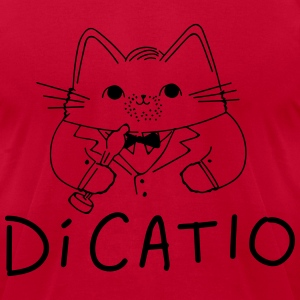 DiCatio T-Shirts - Men's T-Shirt by American Apparel