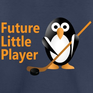 Penguin with a hokey stick Baby & Toddler Shirts - Toddler Premium T-Shirt