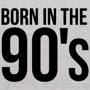 BORN IN THE 90's Sweatshirts - Kids' Hoodie