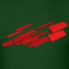 Red Vector T-Shirts