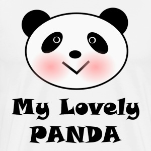 My Lovely Panda T-Shirts - Men's Premium T-Shirt