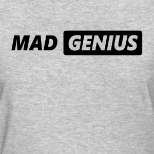 Mad Genius Women's T-Shirts - Women's T-Shirt