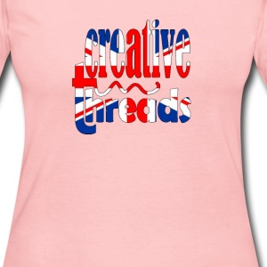 CT - UK Flag Long Sleeve Shirts - Women's Long Sleeve Jersey T-Shirt