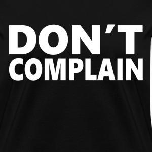 Complaining T Shirts Spreadshirt