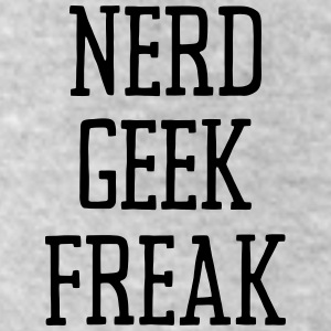 NERD GEEK FREAK Bottoms - Leggings by American Apparel