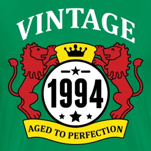Vintage 1994 Aged to Perfection T-Shirts - Men's Premium T-Shirt