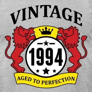 Vintage 1994 Aged to Perfection T-Shirts - Men's T-Shirt by American Apparel