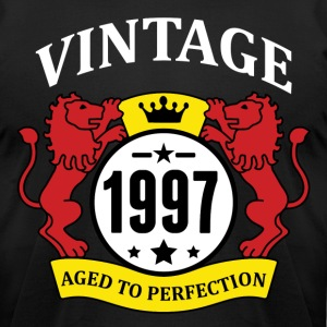 Vintage 1997 Aged to Perfection T-Shirts - Men's T-Shirt by American Apparel