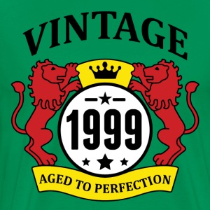 Vintage 1999 Aged to Perfection T-Shirts - Men's Premium T-Shirt