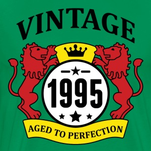 Vintage 1995 Aged to Perfection T-Shirts - Men's Premium T-Shirt