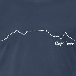 Table Mountain Shirt - Men's Premium T-Shirt