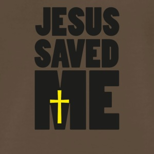 Jesus saved me T-Shirts - Men's Premium T-Shirt