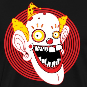 Creep Clown T-Shirts - Men's Premium T-Shirt