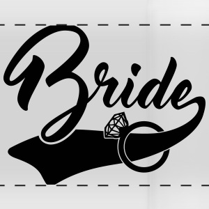 bride Mugs & Drinkware - Panoramic Mug