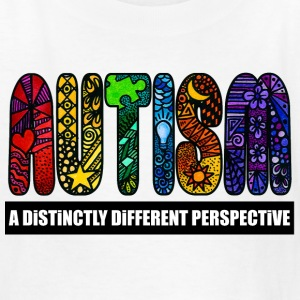 BEST Autism Design Kids' Shirts - Kids' T-Shirt