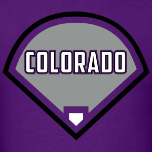 Rockies T-Shirts - Men's T-Shirt