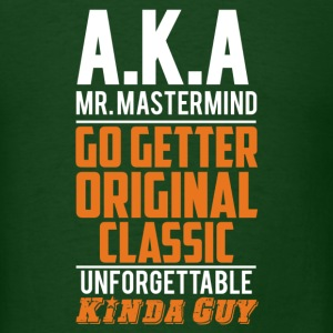 A.K.A. Mr. Mastermind - Men's T-Shirt