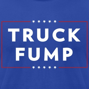 Truck Fump Unisex Tee - Men's T-Shirt by American Apparel