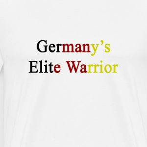 germanys_elite_warrior T-Shirts - Men's Premium T-Shirt
