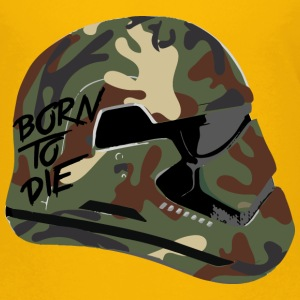 born to die - Kids' Premium T-Shirt