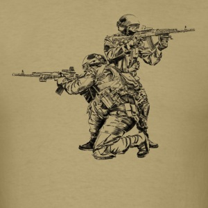 Special Forces T-Shirts - Men's T-Shirt