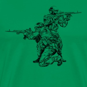 Special Forces T-Shirts - Men's Premium T-Shirt