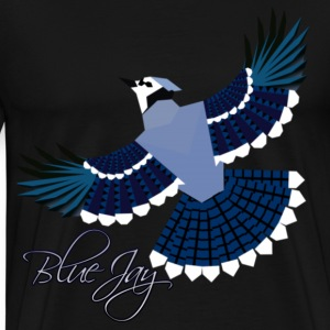 Blue Jay Supply Co. Crew Neck - Men's Premium T-Shirt