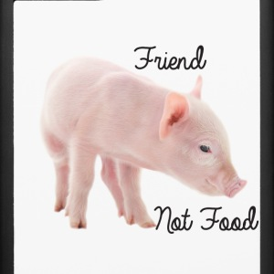Piglet Photo with Caption - iPhone 6/6s Rubber Case