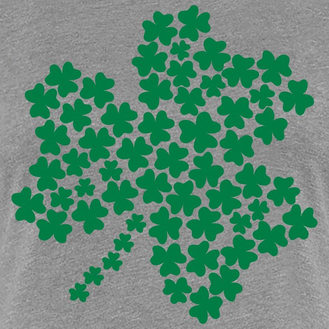 Shamrock of Shamrocks - Heather, Women's