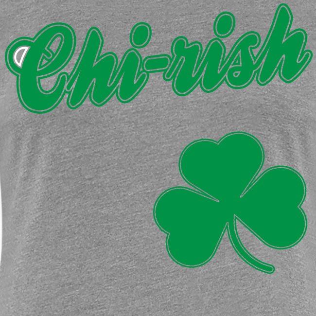 Women's Chicago Chi-rish - Heather
