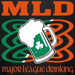 Major League Drinking T-Shirts - Men's T-Shirt by American Apparel