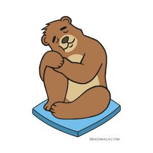 Brassy Bear Nap