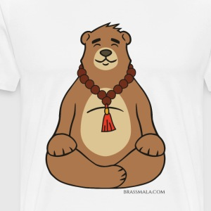 Brassy Bear Beads - Men's Premium T-Shirt