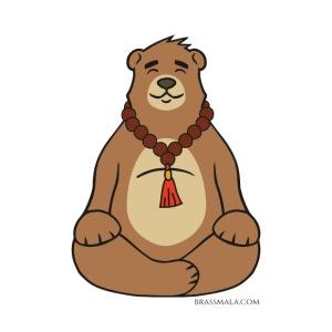 Brassy Bear Beads