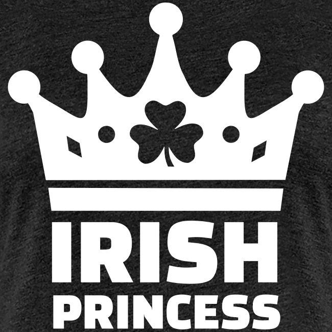 Women's Irish Princess - Green