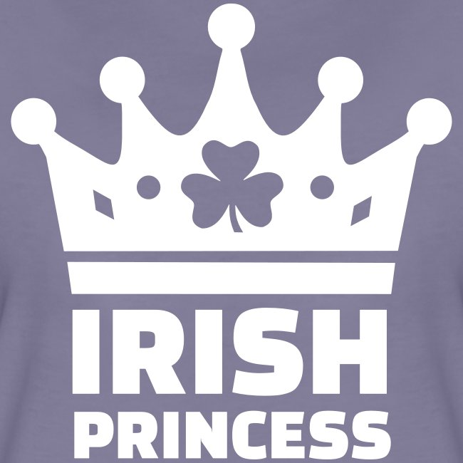 Women's Irish Princess - Green