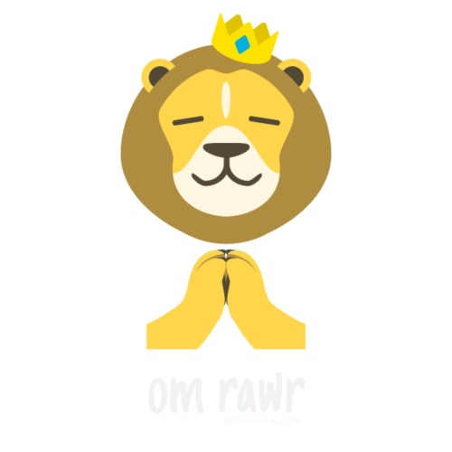 Om Rawr - Lion Light