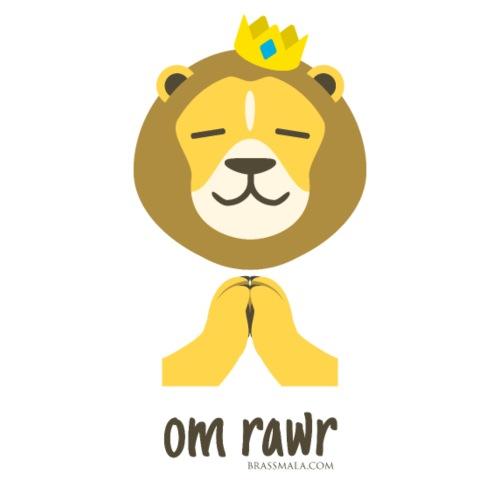 Om Rawr - Lion