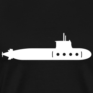 submarine T-Shirts - Men's Premium T-Shirt