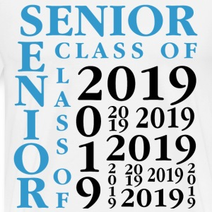 Senior Class Of 2019 T-Shirts - Men's Premium T-Shirt