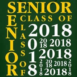 Senior Class Of 2018 Hoodies - Men's Hoodie