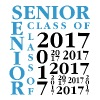 Senior Class Of 2017 T-Shirts - Men's Premium T-Shirt