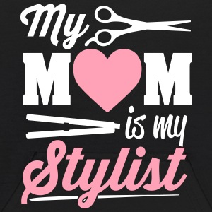 my mom is my stylist Sweatshirts - Kids' Hoodie