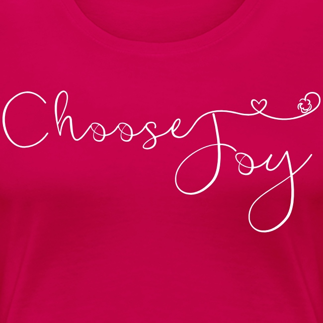 Women's Choose Joy T Shirt