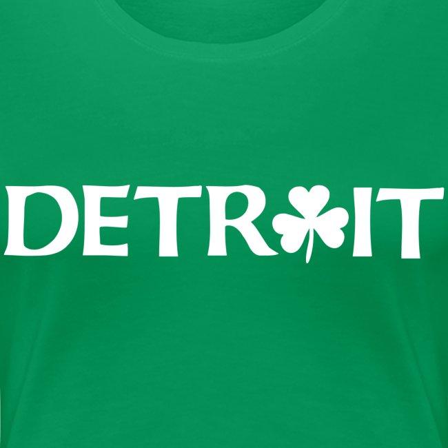 Women's Detroit Irish O - Heather