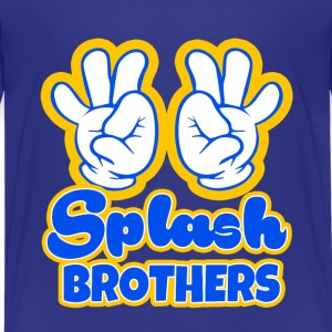 Splash Brothers funny shirt - Kids' Premium T-Shirt