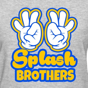 Splash Brothers funny shirt - Women's T-Shirt